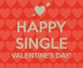 Happy Single Valentine's Day