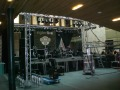 Opbouw rigter! live 2011